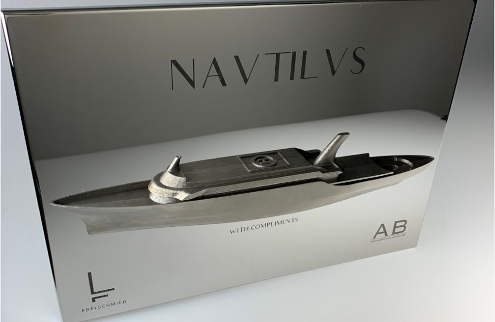 Yacht Modell